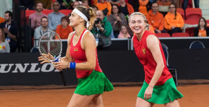 Стали известны соперницы белорусских теннисисток в первом раунде Ролан Гаррос