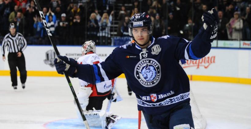 Шарангович: «Надо показывать хорошую уверенную игру, брать инициативу на себя»