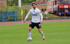 Российский защитник Дмитрий Яшин провел 100 матчей в высшей лиге чемпионата Беларуси
