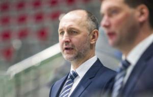 Белорусский тренер Металлурга Александр Журик дисквалифицирован на одну игру