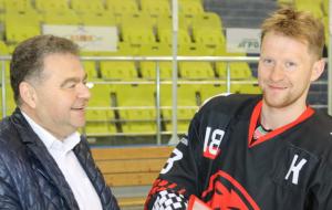 Хоккеист Вячеслав Фадеев объявил о завершении карьеры