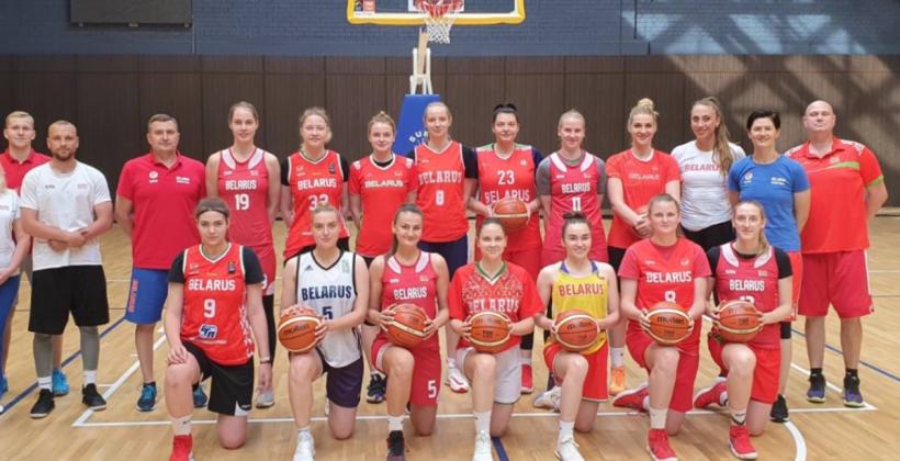Стали известны соперники сборной Беларуси на отборочном турнире чемпионата Европы-2023