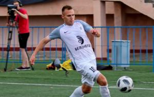 Владислав Васильев стал игроком Энергетика