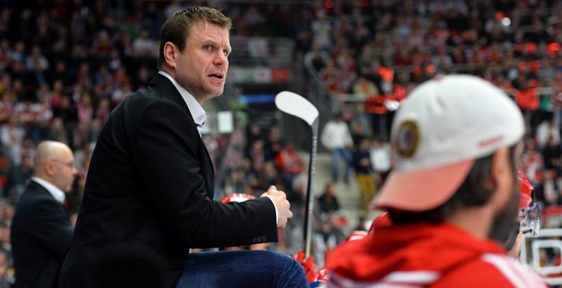 Главный тренер Тршинеца: «Ждем больших сражений. Юность хороша в катании, играет одной командой»