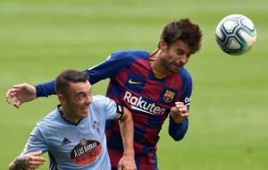 Барселона потерпела поражение от Сельты