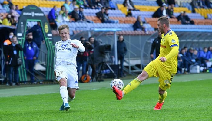 Карпович продолжит карьеру в Балтике