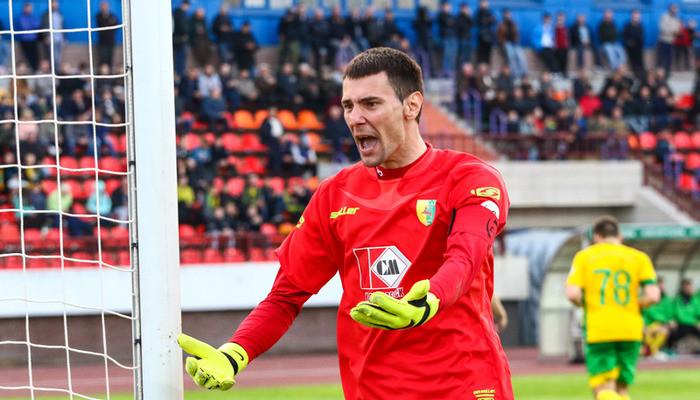 Сергей Курганский вызван в сборную Беларуси на матчи Лиги наций