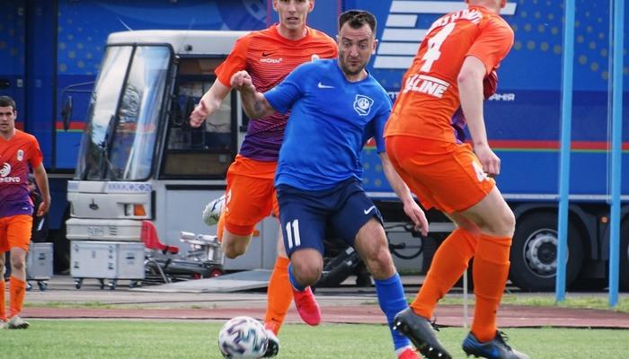 Матвеенко: «Сейчас получаю удовольствие от футбола и готов продолжать»