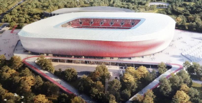Возводить Национальный футбольный стадион в Минске будет компания, которая построила Птичье гнездо в Пекине