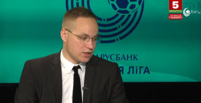 Владислав Татур: «Говорят, если бы Неман сегодня проиграл, мы бы получили первую тренерскую отставку сезона»