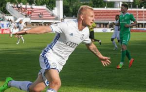 Белорусский полузащитник Дмитрий Герман перешел в Тамбов