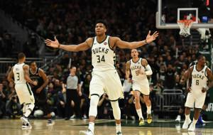 Крис Мидлтон, Деандре Эйтон и Дрю Холидэй — в топ-5 лучших моментов дня в НБА (видео)