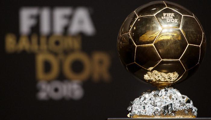 29 ноября пройдет церемония вручения Золотого мяча