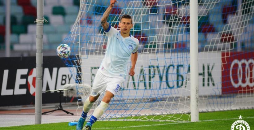 Владимир Хващинский, Динамо Минск