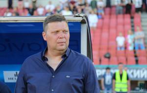 Александр Седнев: «Увы, класс игроков отличается. Его нивелировать, к сожалению, не удалось»