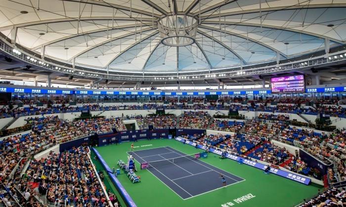 Женский итоговый турнир в Китае и все теннисные соревнования в стране в этом году отменены