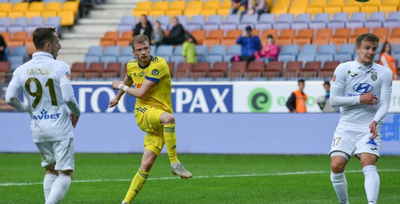 БАТЭ и Витебск разошлись миром в матче 15-го тура