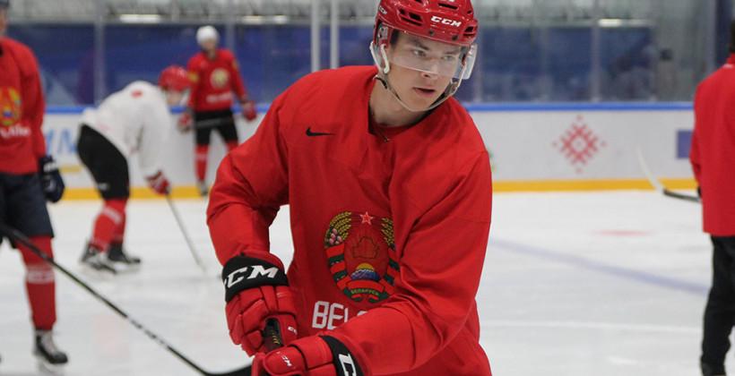Егор Шарангович: «Перенос олимпийской квалификации не повредит. Появится лишний год, чтобы стать опытнее»