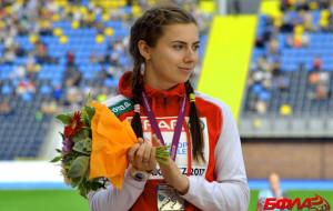 Тимановская об участии в эстафете 4 по 400 метров: «Наше очень крутое начальство решило все за нас»