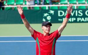 Илья Ивашко не оставил шансов Таллону Грикспуру в стартовом раунде турнира в Барселоне