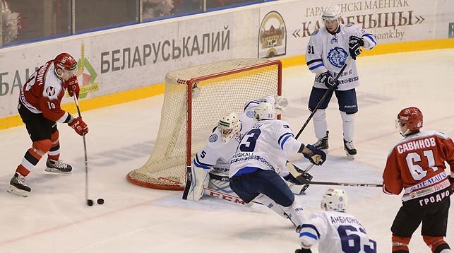 Динамо совершило камбэк с 0:2 и продолжает идти без потерь