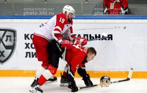 Авангард Комарова и Готовца обыграл в сверхрезультативном матче Сочи Феоктистова