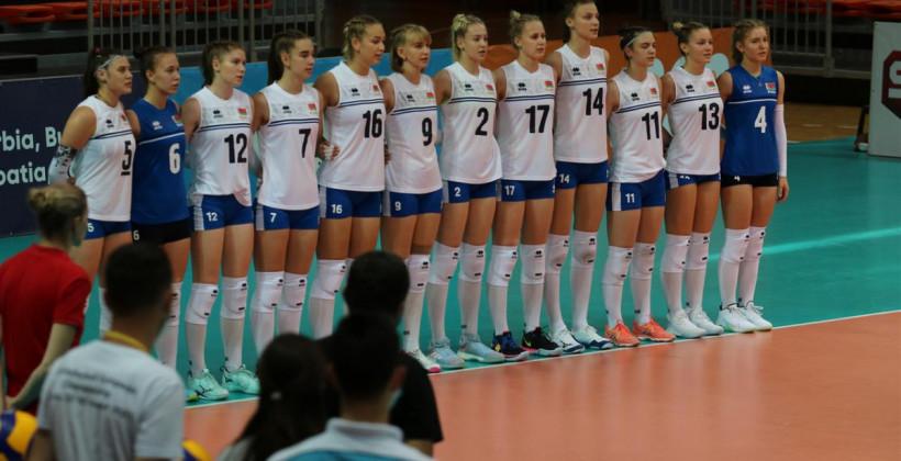 Сборная Беларуси не оставила шансов Боснии и Герцеговины и вышла в 1/2 финала чемпионата Европы среди U-19