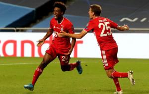 Коман признан лучшим игроком недели в Лиге чемпионов