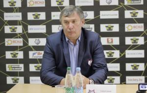 Степанищев: «Единственное, что меня тревожит – это дисциплина. С другими командами удаления не пройдут»