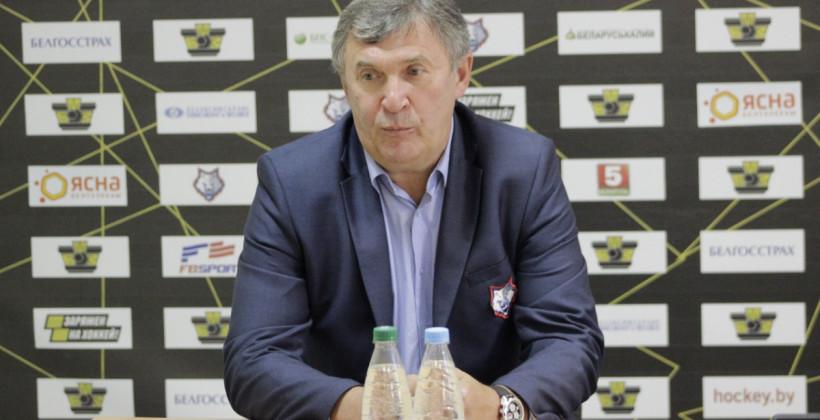 Анатолий Степанищев: «Тренер не должен долго настраивать хоккеистов, потому что профессионалы сами умеют готовить себя к матчам»