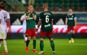 Локомотив Лисаковича поделил очки с московским Динамо