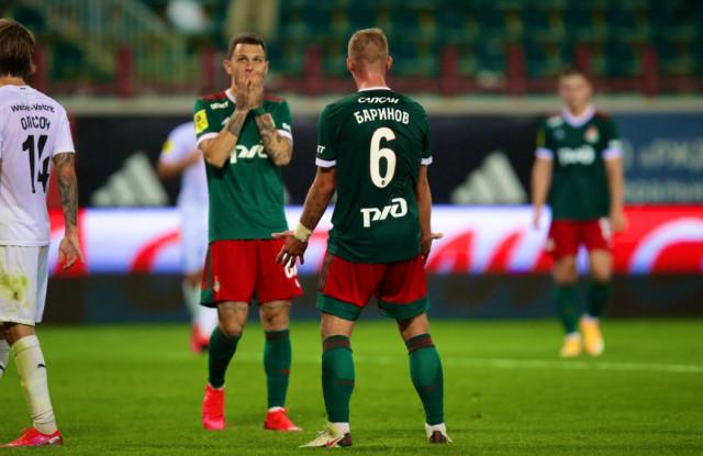 Локомотив Лисаковича разгромил тульский Арсенал