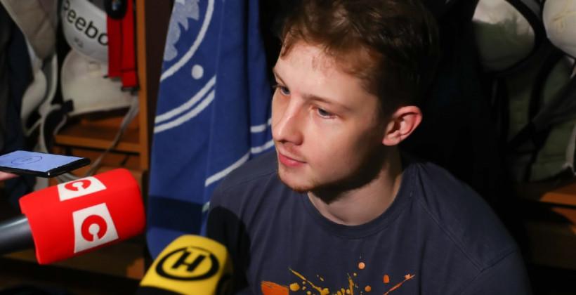 Даниил Бокун о том, почему белорусы рванули в ВХЛ, провальном сезоне Динамо и важности высшего образования