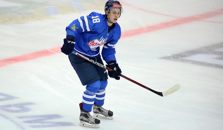 Белорусский форвард Владимир Джиг сыграл 450 матчей в карьере