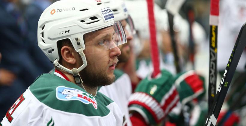 Кристиан Хенкель, КХЛ