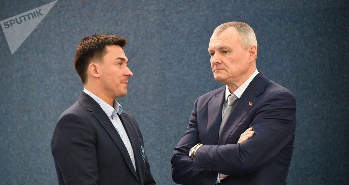 Игорь Шуневич: «Вуди вырыл яму следующему главному тренеру, ведь ему надо будет сыграть лучше»