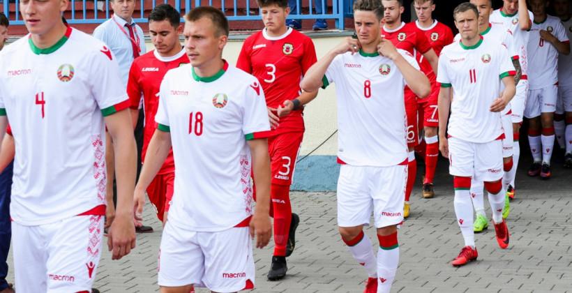 АБФФ: «Матч молодежных сборных Беларуси и Португалии отложен из-за подозрения на COVID-19 у одного из футболистов»