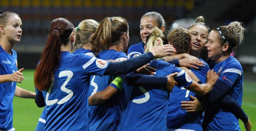 Сборная Беларуси уверенно переиграла команду Фарерских островов в рамках отбора к чемпионату Европы-2022
