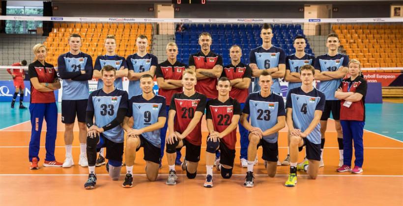 Молодежная сборная Беларуси оказалась сильнее команды Нидерландов в рамках группового раунда чемпионата Европы-2020