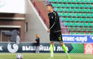 Защитник Шахтера Илья Лукашевич на правах аренды продолжит карьеру в Городее