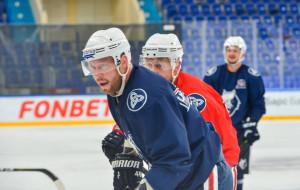 Андрей Костицын дисквалифицирован на один матч