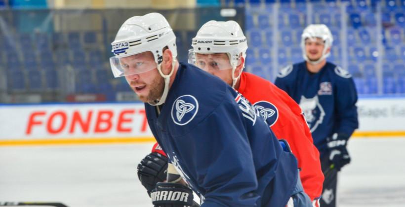 Андрей Костицын отметился первым результативным действием в нынешнем сезоне КХЛ