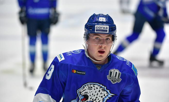 Антон Сагадеев: «Знали, что минское Динамо будет мотивировано. Приятно играть в такой атмосфере»