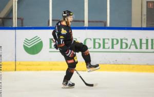 Антон Елисеенко о победе над Шахтером: «Выполняли установку, играли в свой хоккей, подстраивались под оппонента»