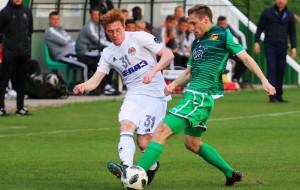 Архипов в запасе Городеи на матч против Торпедо-БелАЗ