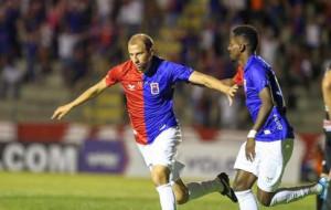 Роскошный удар Ренана Брессана во втором дивизионе чемпионата Бразилии (видео)