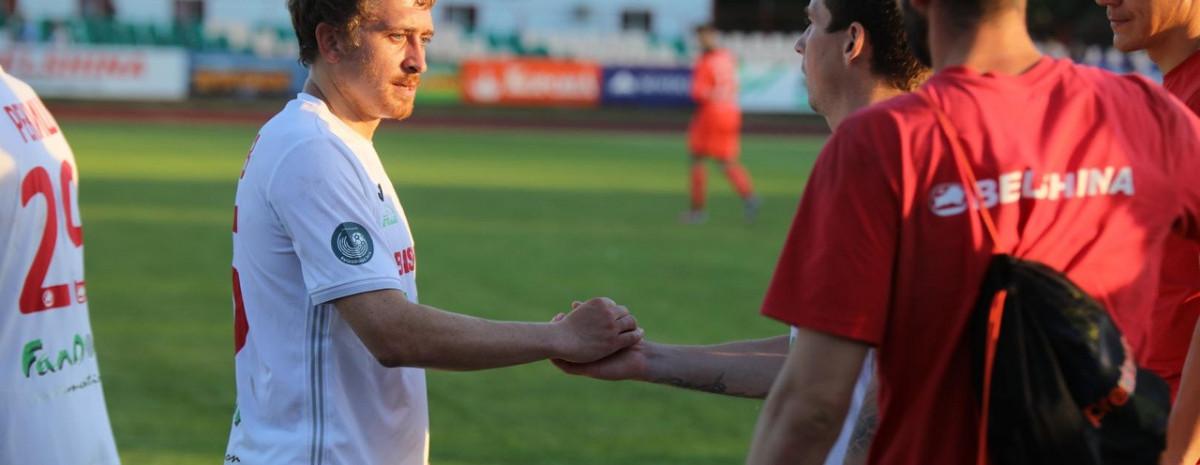 Дмитрий Лебедев – о яркой серии Белшины, топовой игре Ковеля и пощечине от Спутника в Кубке