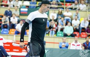 Илья Ивашко взял сет у Рафаэля Надаля, но по итогу уступил во втором круге турнира в Барселоне