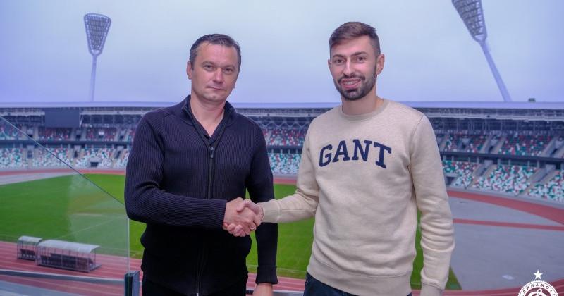Хорватский защитник Карло Бручич покинул минское Динамо