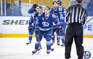 Динамо-Молодечно вырвало победу у Шахтера